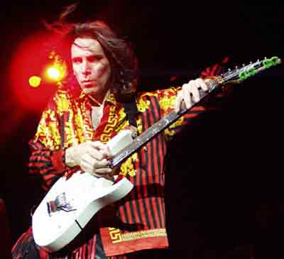 Steve Vai harrisongs blog